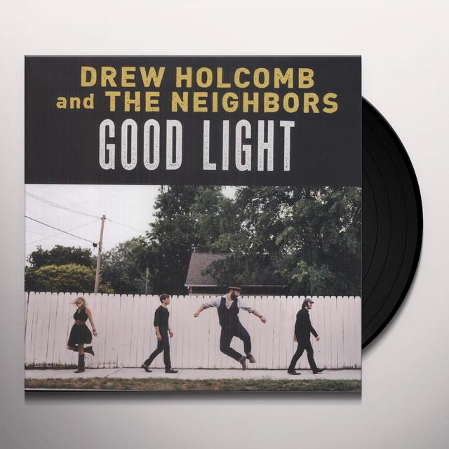 Drew Holcomb GOOD LIGHT Vinyl Record