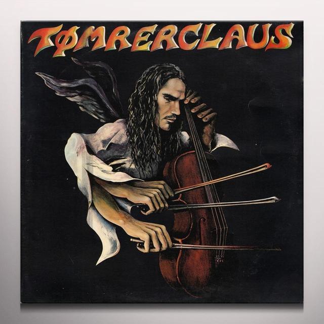 TOMRERCLAUS Vinyl Record - Green Vinyl
