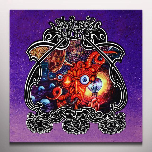 SKANSKA MORD (EP) Vinyl Record - White Vinyl