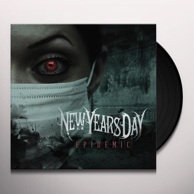 New Years Day EPIDEMIC Vinyl Record