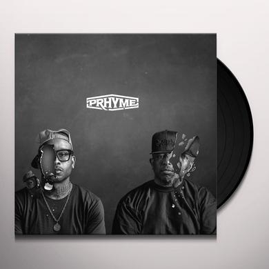 PRHYME Vinyl Record - Gatefold Sleeve