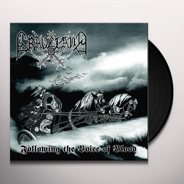 Graveland FOLLOWING THE VOICE OF BLOOD2 Vinyl Record