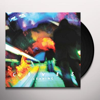 CAVES LEAVING Vinyl Record