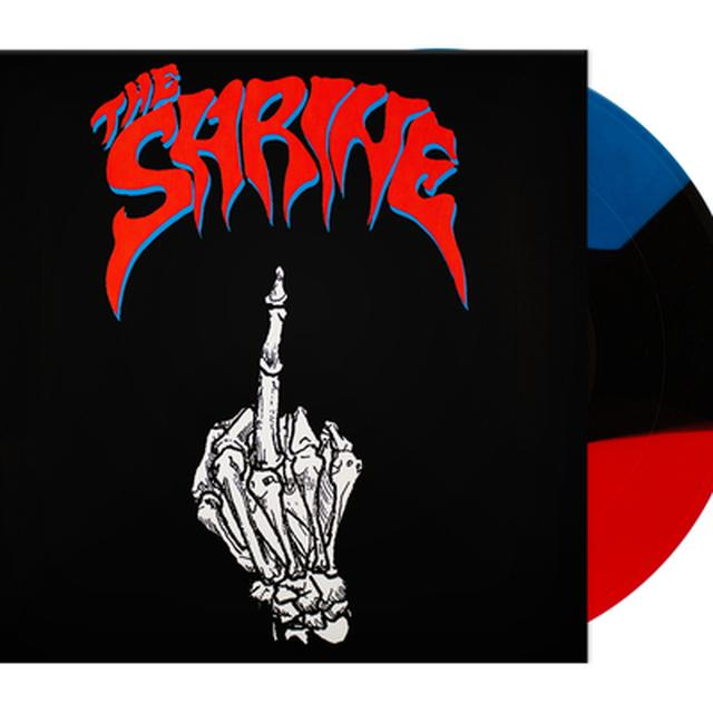 Shrine WAITING FOR THE WAR Vinyl Record