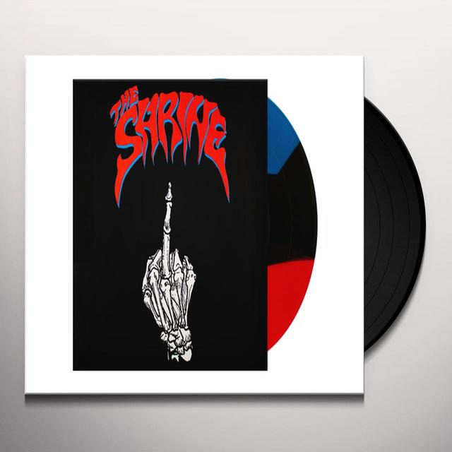 Shrine WAITING FOR THE WAR (EP) Vinyl Record