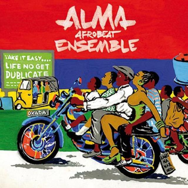 Aiyekooto / Afrobeat International merch