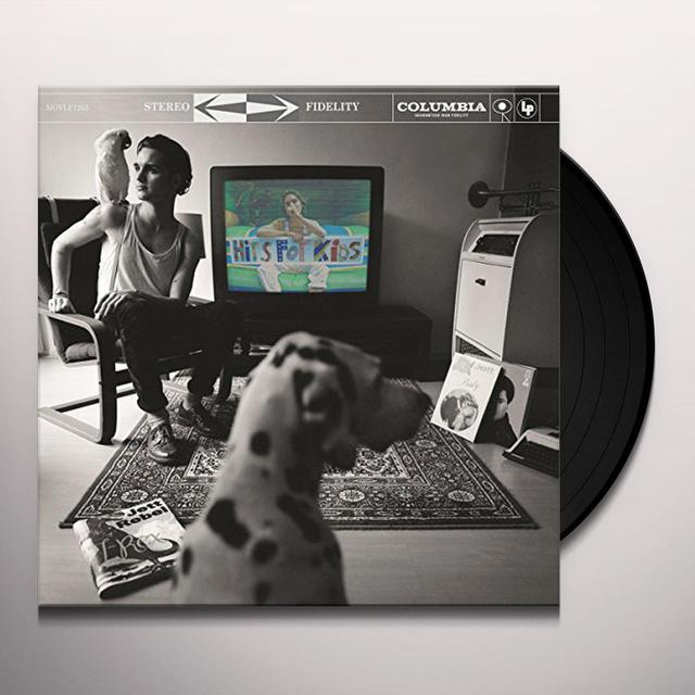 Jett Rebel HITS FOR KIDS Vinyl Record