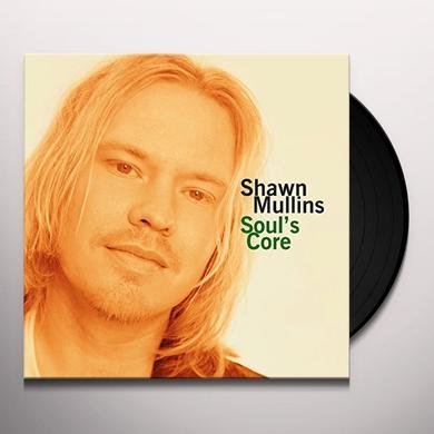 Shawn Mullins SOUL'S CORE Vinyl Record - Holland Import