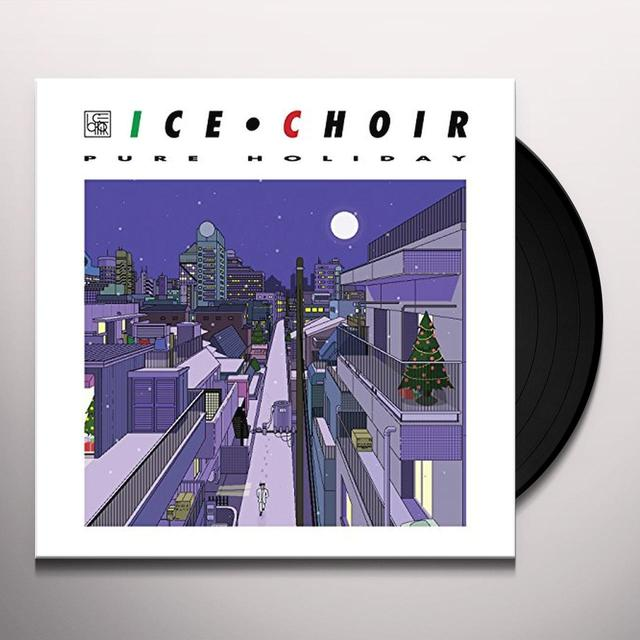 Ice Choir PURE HOLIDAY Vinyl Record - UK Import