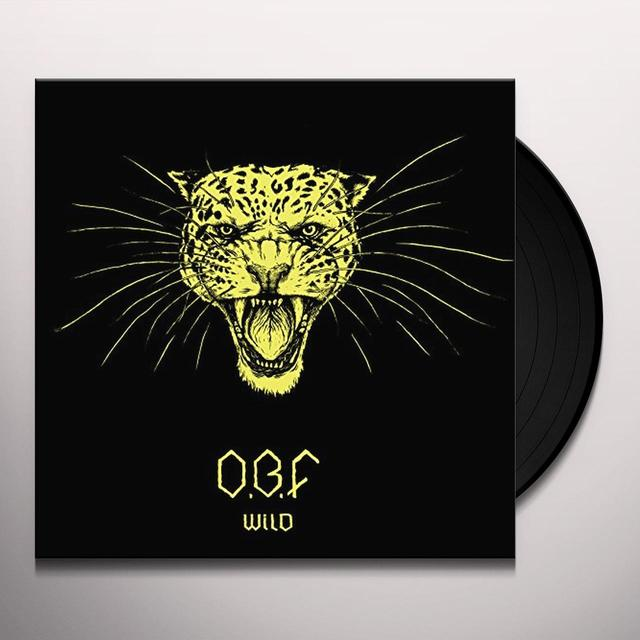 O.B.F. WILD Vinyl Record - UK Import