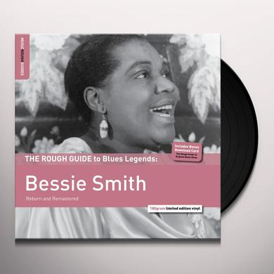 ROUGH GUIDE TO BLUES LEGENDS: BESSIE SMITH Vinyl Record - UK Release