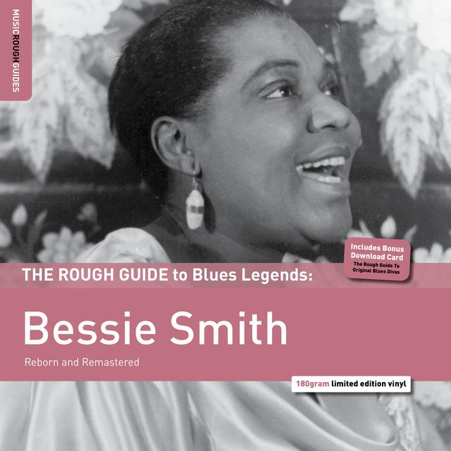 ROUGH GUIDE TO BLUES LEGENDS: BESSIE SMITH Vinyl Record - UK Import