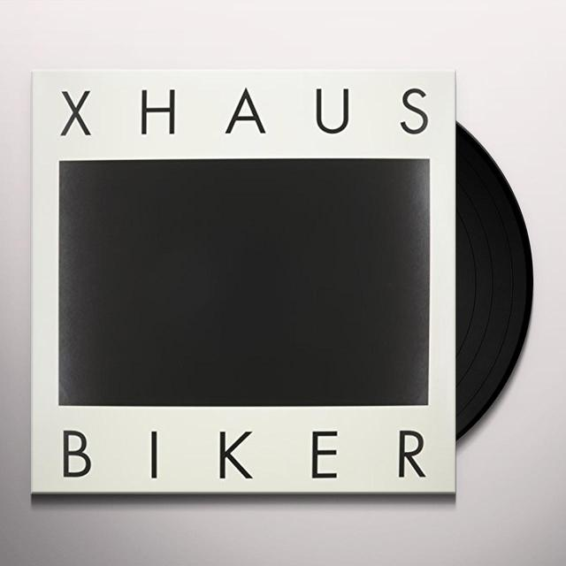 Exhaustion BIKER Vinyl Record
