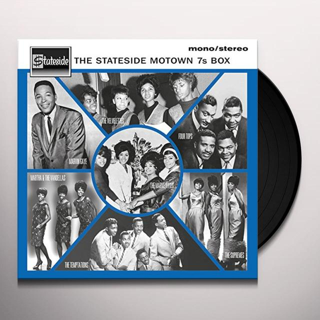 STATESIDE MOTOWN 7S VINYL BOX / VARIOUS (UK) (BOX) STATESIDE MOTOWN 7S VINYL BOX / VARIOUS Vinyl Record