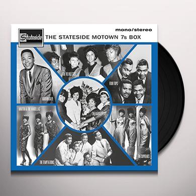 STATESIDE MOTOWN 7S VINYL BOX / VARIOUS (UK) (BOX) STATESIDE MOTOWN 7S VINYL BOX / VARIOUS Vinyl Record - Asia Import