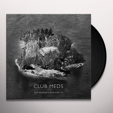Dan Mangan CLUB MEDS Vinyl Record