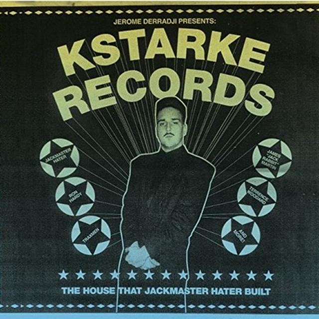 Jerome Derradji HOUSE THAT JACKMASTER HATER BUILT Vinyl Record - UK Release