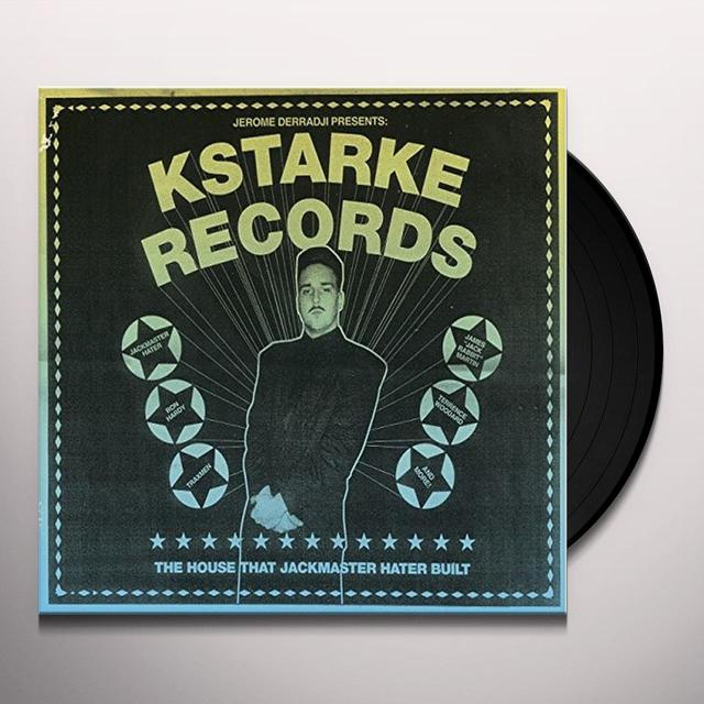 Jerome Derradji HOUSE THAT JACKMASTER HATER BUILT Vinyl Record - UK Release