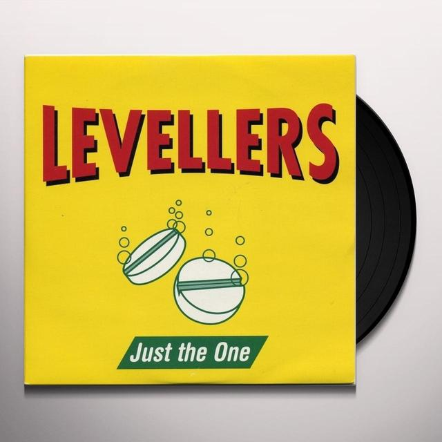 Levellers JUST THE ONE Vinyl Record