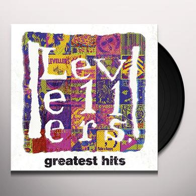Levellers GREATEST HITS Vinyl Record - UK Import