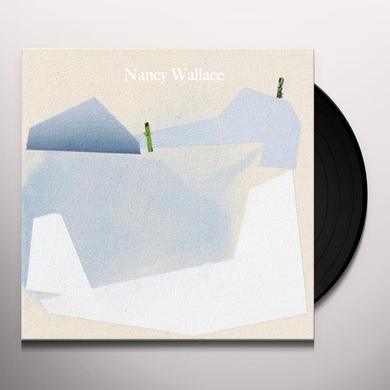 Nancy Wallace JANUARY / 2000 MILES Vinyl Record