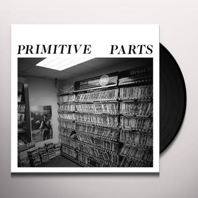 Primitive Parts TV WHEELS / BENCH Vinyl Record - UK Import