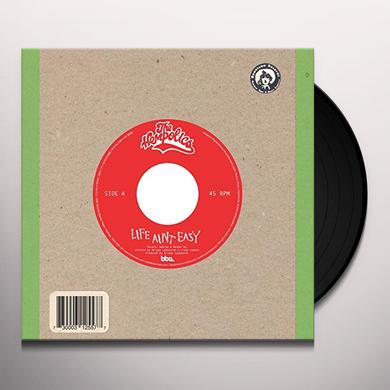 The Hempolics LIFE AIN'T EASY Vinyl Record - UK Import