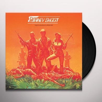 Brian May TURKEY SHOOT / O.S.T. Vinyl Record