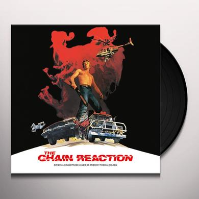 Andrew Wilson CHAIN REACTION / O.S.T. Vinyl Record