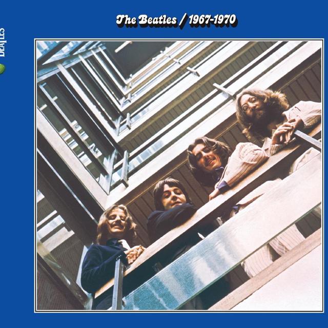 BEATLES 1967-1970 Vinyl Record