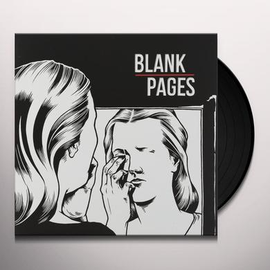 BLANK PAGES Vinyl Record