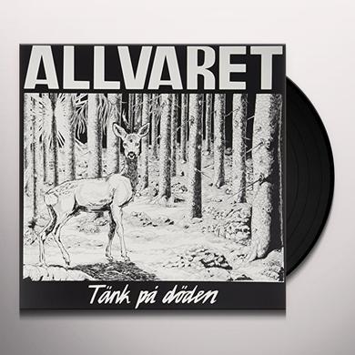 ALLVARET TANK PA DODEN Vinyl Record