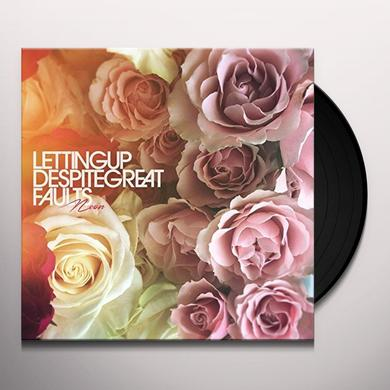 Letting Up Despite Great Faults NEON Vinyl Record