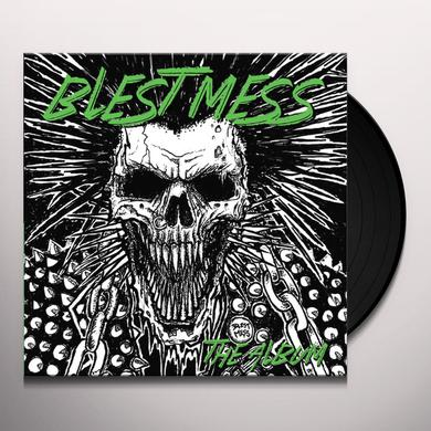 BLEST MESS ALBUM Vinyl Record