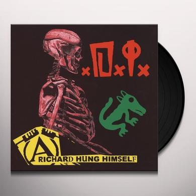 D.I. RICHARD HUNG HIMSELF Vinyl Record