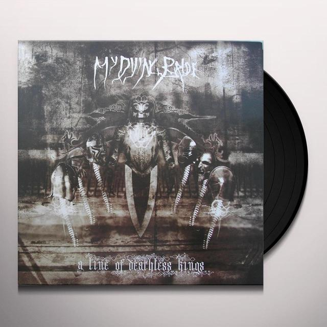 My Dying Bride LINE OF DEATHLESS KINGS Vinyl Record