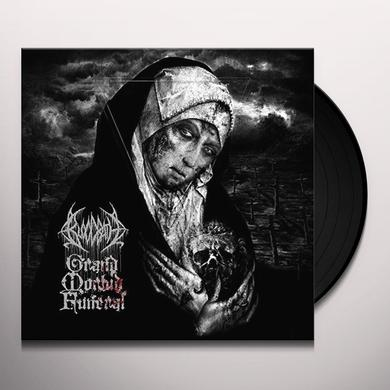 Bloodbath GRAND MORBID FUNERAL Vinyl Record