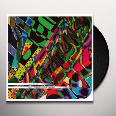 Janek Schaefer INNER SPACE MEMORIAL IN WONDERLAND Vinyl Record