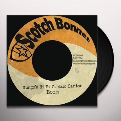 Mungo's Hi Fi BOOM / RUN RUN RIDDIM (UK) (Vinyl)