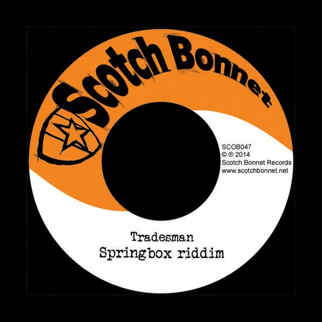 Tradesman SPRINGBOX RIDDIM (UK) (Vinyl)