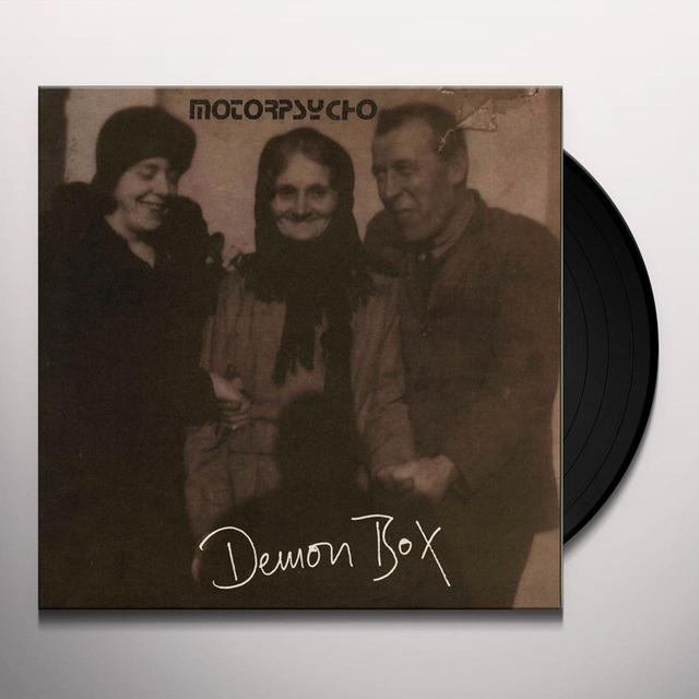 Motorpsycho DEMON BOX (UK) (Vinyl)
