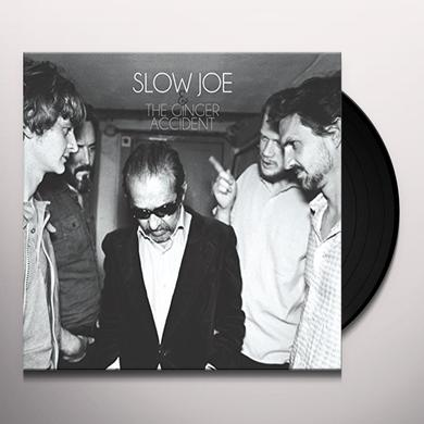 SLOW JOE & THE GINGER ACCIDENT LOST FOR LOVE Vinyl Record - Canada Import