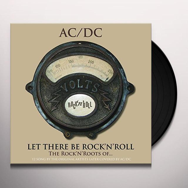 LET THERE BE ROCK / VARIOUS (CAN) LET THERE BE ROCK / VARIOUS Vinyl Record - Canada Import