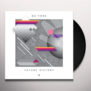NU: TONE FUTURE HISTORY Vinyl Record - Canada Release