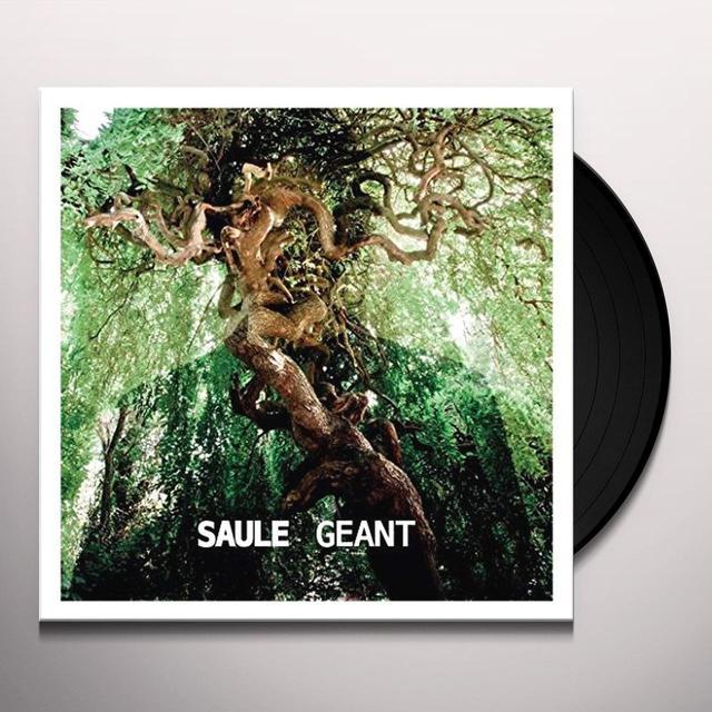 Saule GEANT Vinyl Record - Canada Import