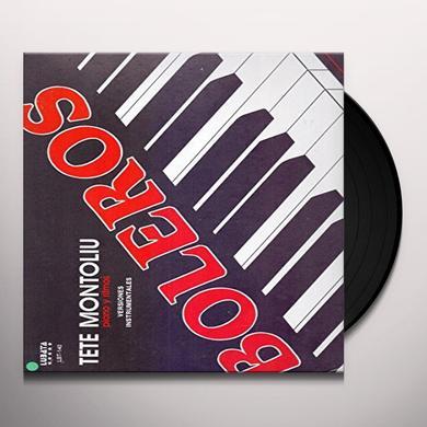 Tete Montoliu TETE-180 GRAM Vinyl Record - 180 Gram Pressing, Spain Import