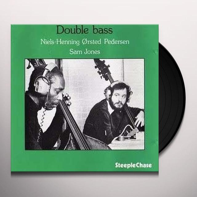 Orsted Pedersen DOUBLE BASS-180 GRAM Vinyl Record
