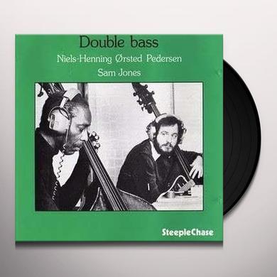 Orsted Pedersen DOUBLE BASS-180 GRAM Vinyl Record - Spain Import