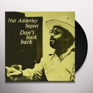 Nat Adderley DON'T LOOK BACK-180 GRAM Vinyl Record