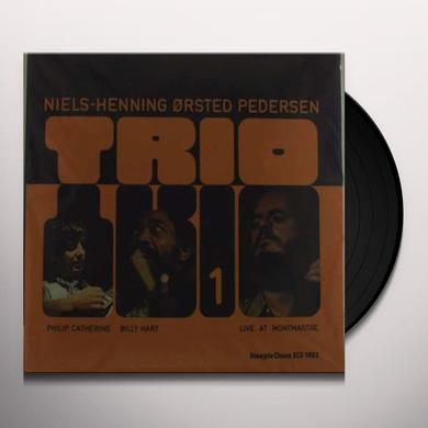 Orsted Pedersen TRIO 1-180 GRAM Vinyl Record - Spain Import